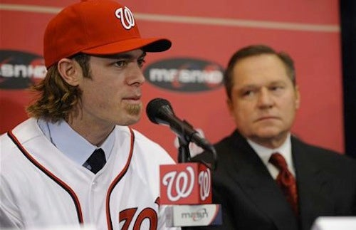Jayson Werth Wants To Kick Phillies Fans Out Of Nationals Park
