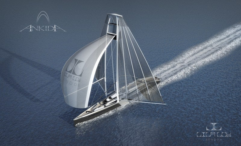 Lila-Lou's Ankida Yacht Will Make You Long For A Journey