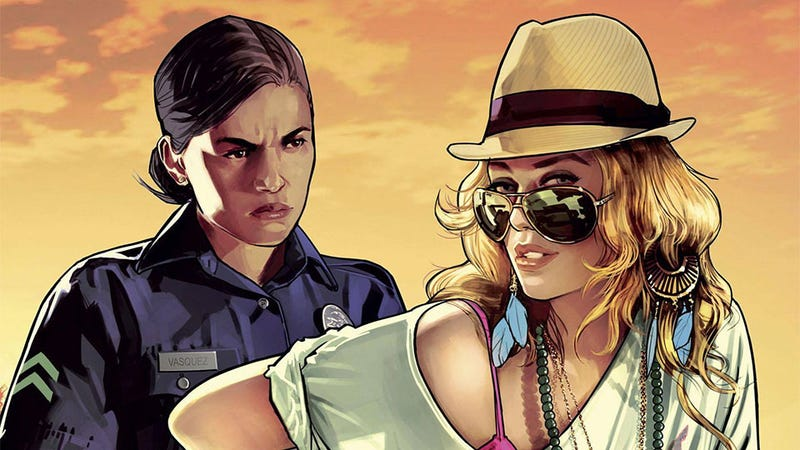 Grand Theft Auto V Might Be The Most Expensive Video Game Ever Made
