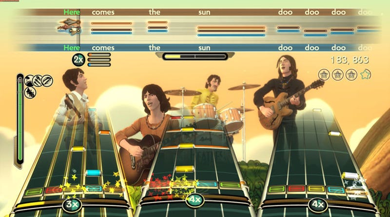 The Beatles Rock Band: I Wanna Hold Your Hands-On Impressions