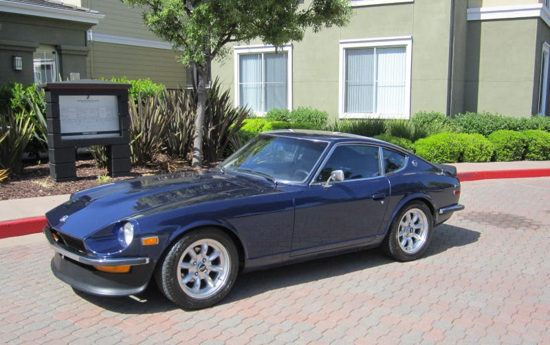 Is This 240Z Worth $23k For Rising Sun Rear-Drive Bliss?
