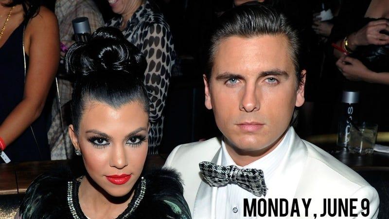 Kourtney Kardashian Gives Birth To a Bouncing Baby Reality Star
