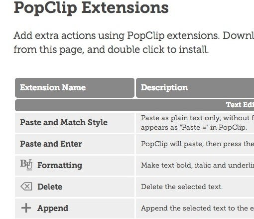 How to Soup Up Your Mac's Left-Click with PopClip