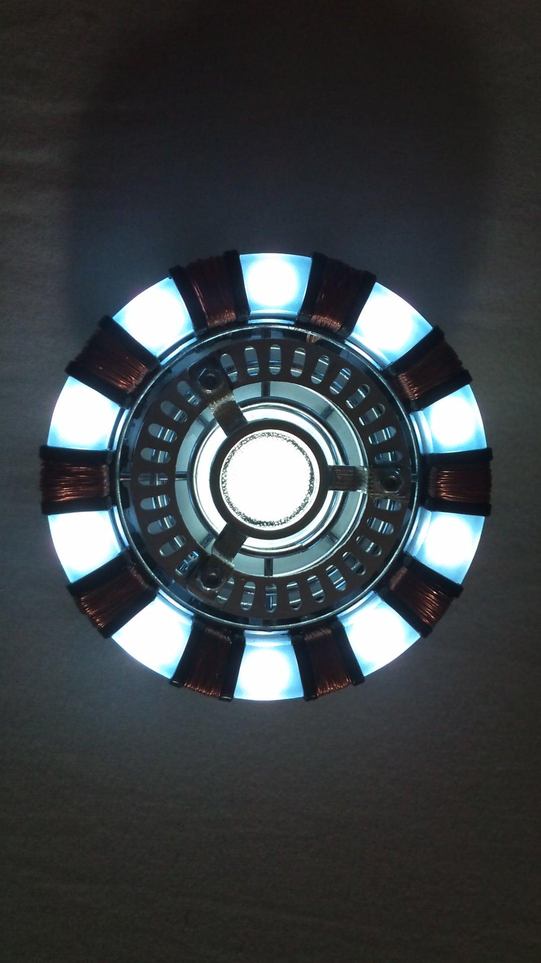 Tony Stark Arc Reactor Related Keywords & Suggestions - Tony Stark Arc ...