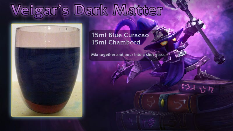 Who Wants to Get Drunk League of Legends Style?