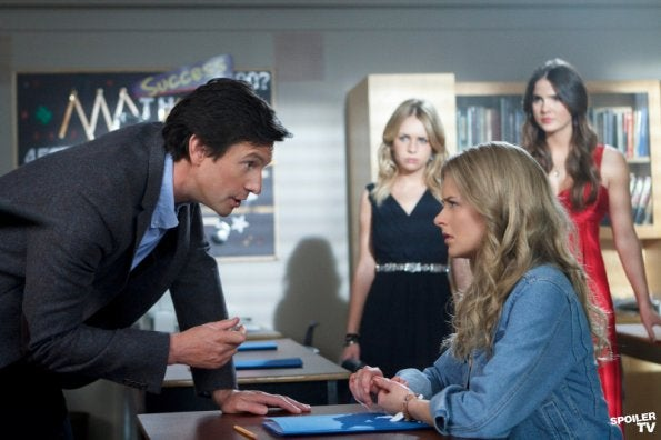 The Secret Circle 'Prom' Promo Images