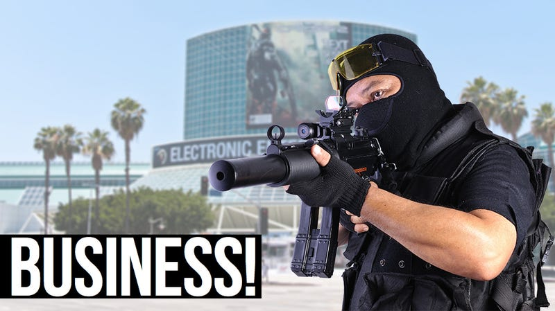 This Week In The Business: The Navy SEALs Of Game Development