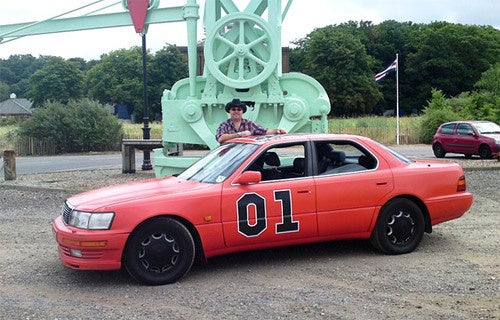 The General Lee(xus)