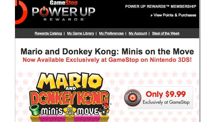 GameStop's Latest 'Exclusive' Is A Game That Isn't Exclusive
