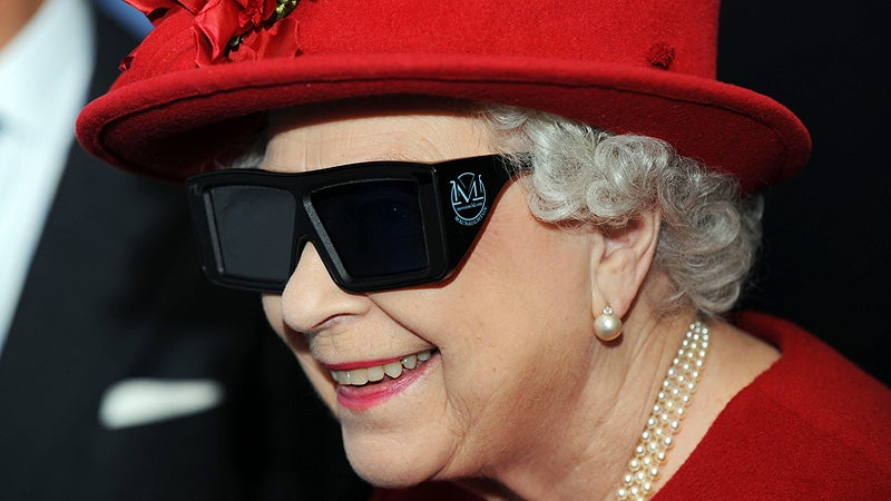 The Royal Wedding: Not In 3-D