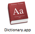 Get to More Than Definitions in Dictionary.app