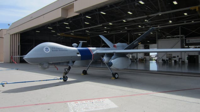 These UAVs Fly Through Fallout Clouds To Learn Who Launched a Nuke