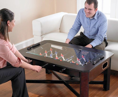A Foosball Coffee Table That's Actually Semi-Affordable