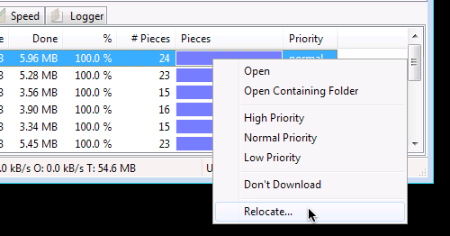 How to Seed Moved or Renamed Files in BitTorrent