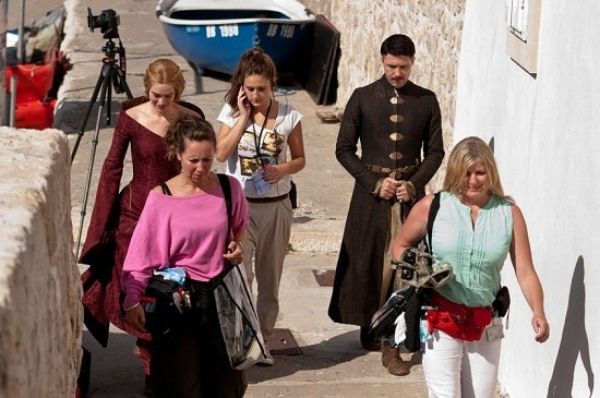 Game of Thrones - Set Photos from Croatia