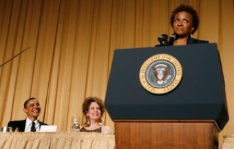 Wanda Sykes Takes On Washington, D.C.