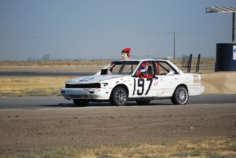 Buttonwillow Histrionics 24 Hours Of LeMons 2009 Uber Gallery Part 10