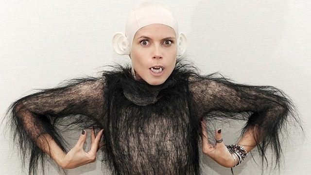 Heidi Klum's Halloween Costume Is A Cultural Gem