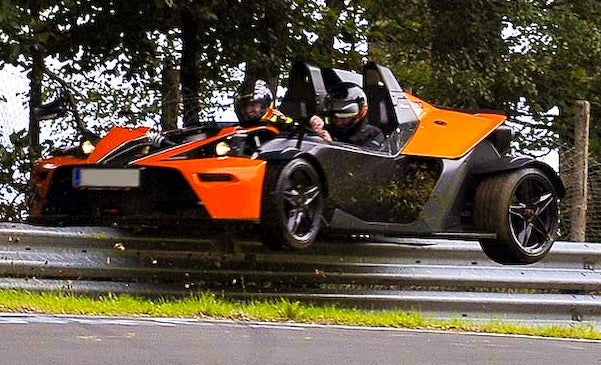 Monorail KTM X-Bow Is Inefficient Means of Public Transportation