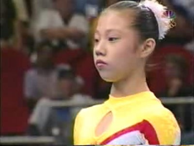 China Stripped Of Medal For Underage Gymnast. Not That One, The Other One