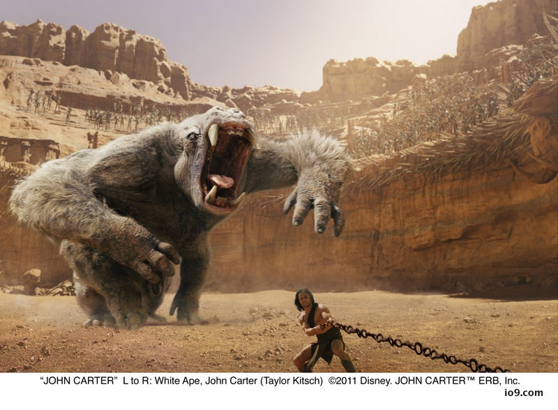John Carter of Mars Images 3