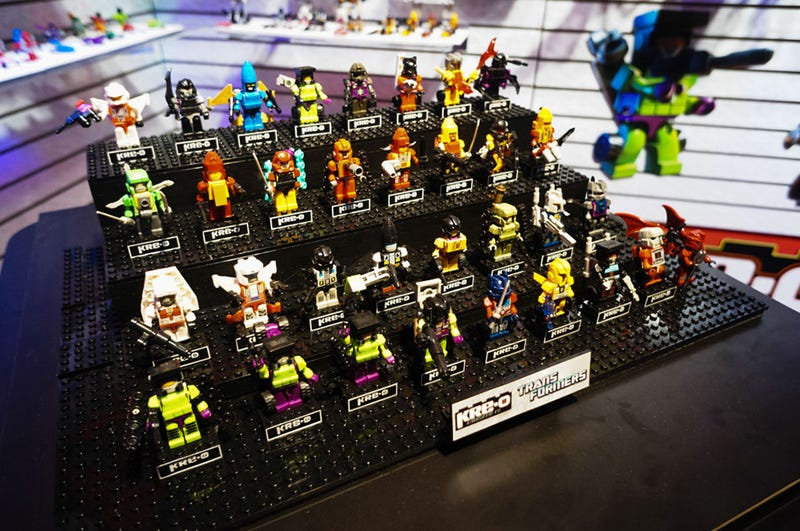 Avengers, Angry Birds and Star Trek Enterprises: Toy Fair 2013, Day 3