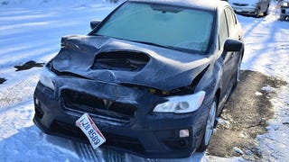 Subaru dealer wrecks customer's new WRX, refuses to make it right