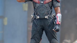 First Image of Crossbones from Captain America: Civil War Set