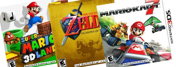 Mario Kart 7, Fire Emblem, Zelda, and Other 3DS Games Down to $29.99