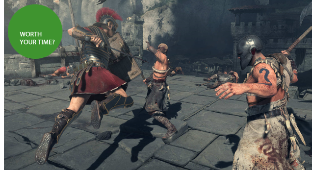 Ryse: Son of Rome is Worth Your Time
