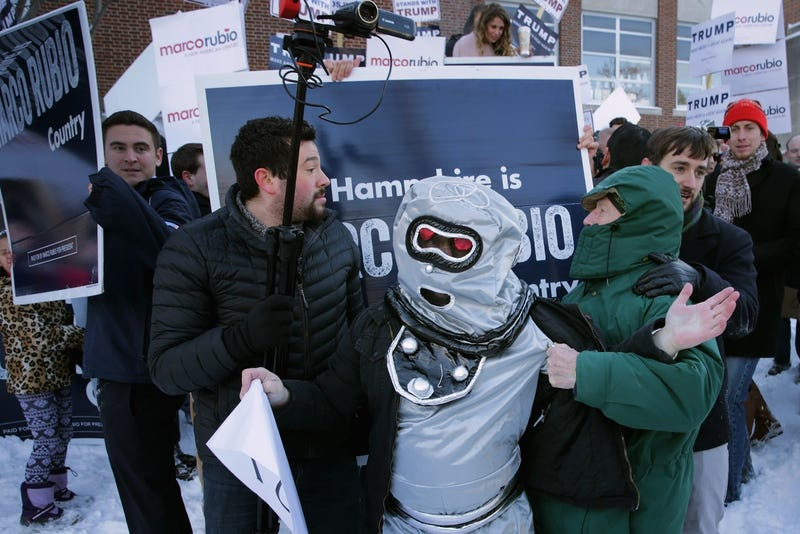 Robot Fights Break Out in New Hampshire, Sparking Fears of a Robot Uprising
