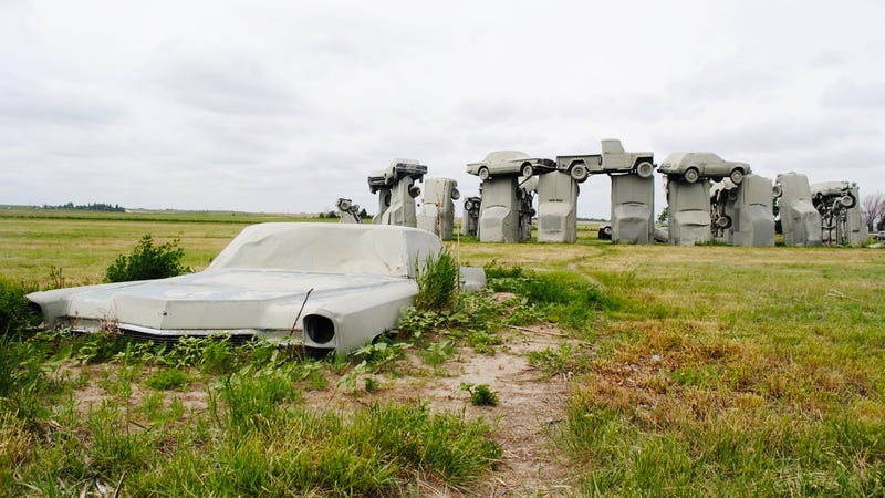 You Can't Call Yourself A Car Guy Until You Visit Carhenge