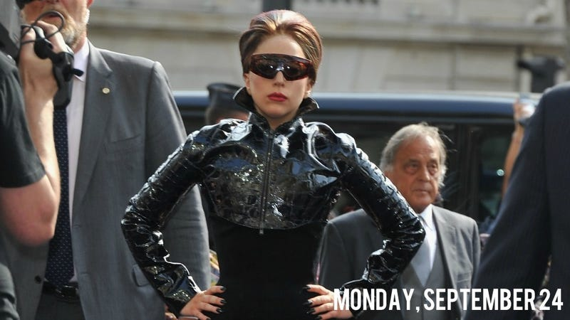 Lady Gaga's Weight Must Be Mystifying The People Who Give a Shit