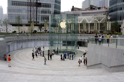 Shanghai Apple Store Opens for Business This Weekend