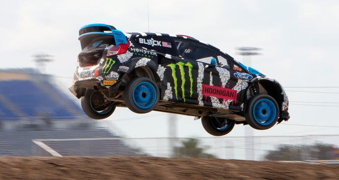 Red Bull Global Rallycross Race Preview: Daytona International Speedway