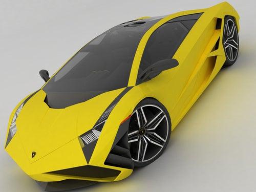 Emil Baddal Lamborghini