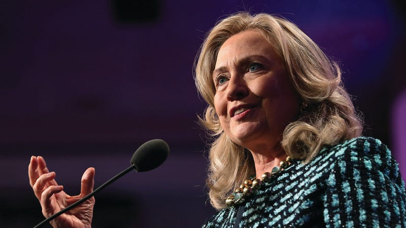 Hollywood's Most Buzzed About Script Is a Hillary Clinton Biopic