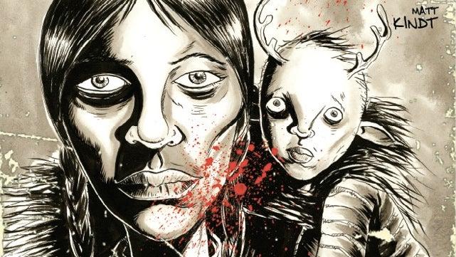 Read an exclusive sneak peek of Vertigo's post-apocalyptic manimal comic, Sweet Tooth!