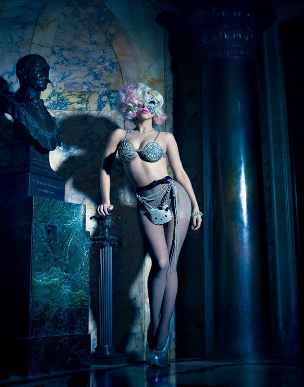 Lady Gaga + Hello Kitty = Crazy Cat Lady