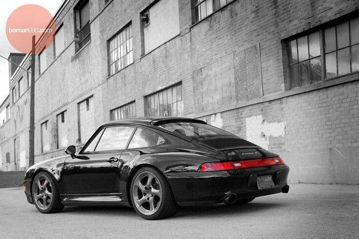 Why No Love For The 993 (and others)?