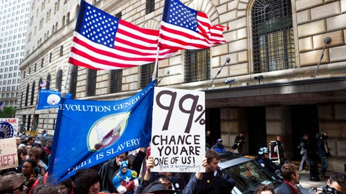Occupy Wall Street Has New York City's Support