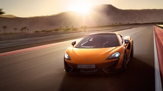 ​The McLaren 570S Is More Than Another 911 Fighter