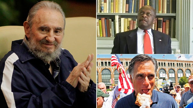 Fidel Castro Can't Fathom the 'Ignorance and Idiocy' of These Republican Candidates, Either