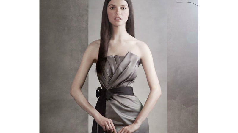 Vera Wang and David's Bridal Now Offer Waist Whittling