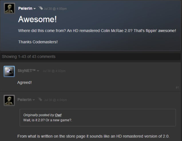 Fans Enraged Over Misleading Steam Racing Game