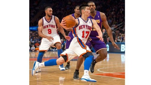 """He Should Wear Leather Pants"": Metta World Peace Has Some Fashion Advice For Jeremy Lin"