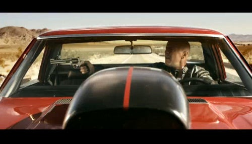 Yippee-Ki-Yay: A Music Video With Bruce Willis, An El Camino, And Some Guns