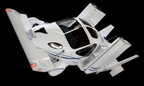Terrafugia Transition Flying Car Unbelievably Close to Reality, Going On Sale Next Year