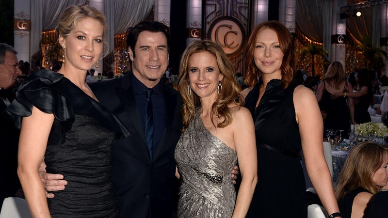 Celebrity Scientologists Had a Huge Party Last Night...in Space!!