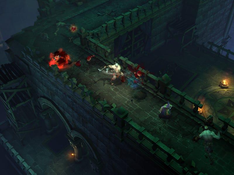 New Diablo III Screens
